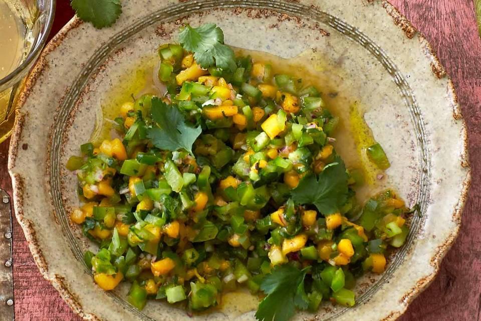 Grüne Salsa Rezept