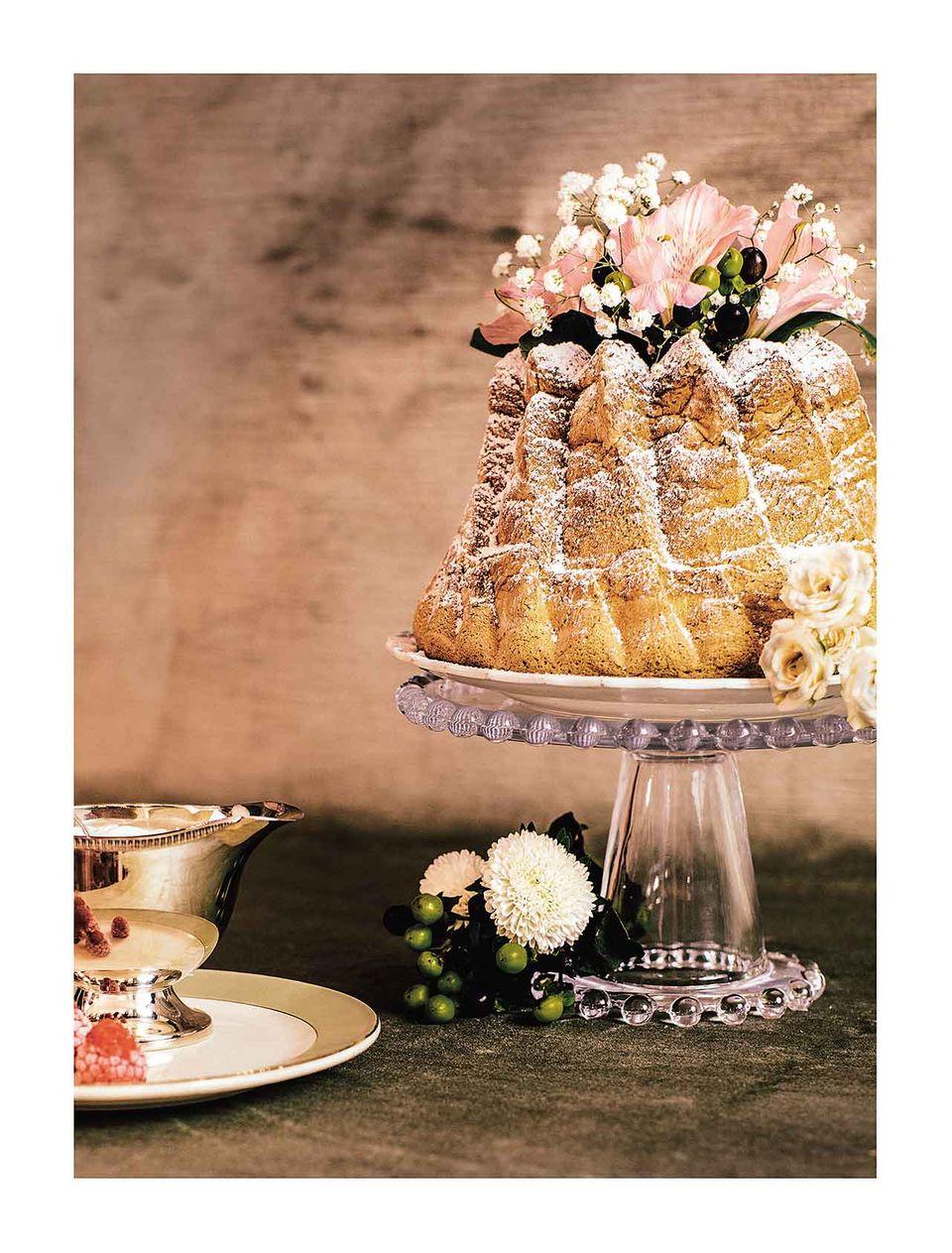 Biscotto di Savoia aus Dolci, Tartes und zauberhafte Kuchen backen