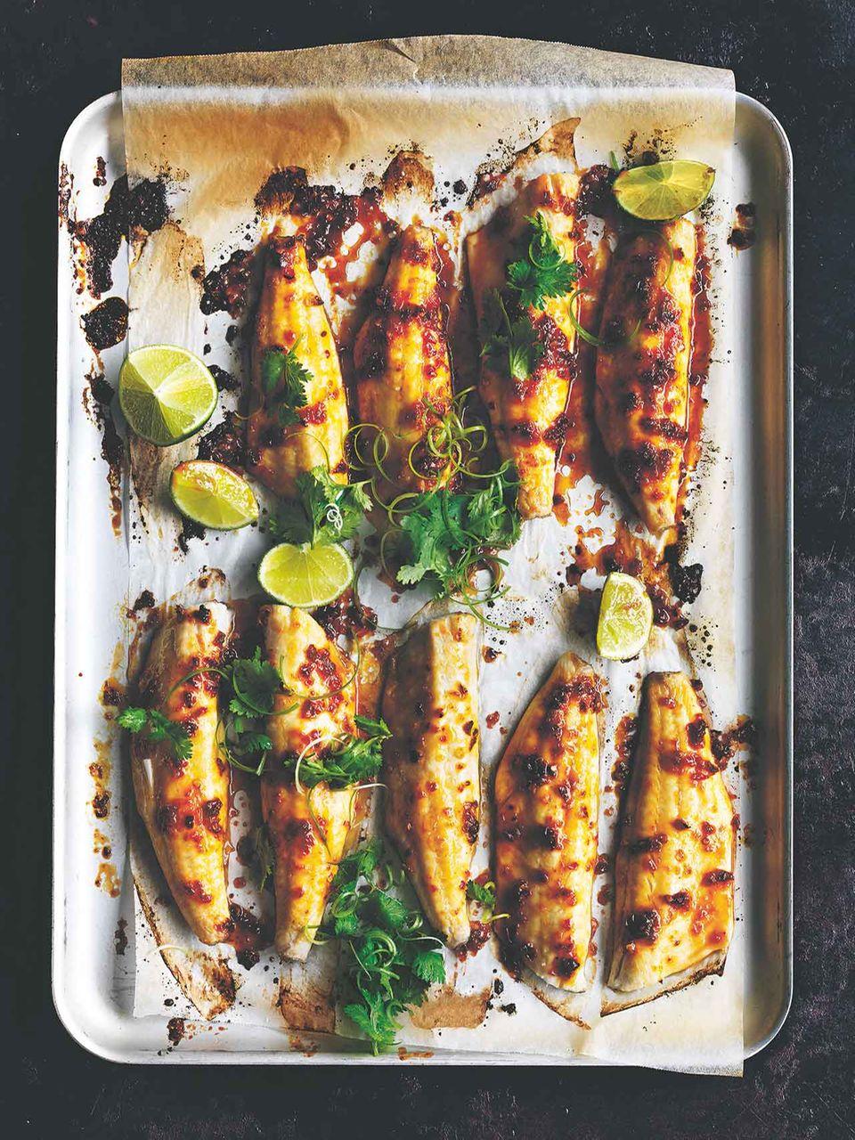 Chili-Grill-Fisch aus Von Einfach zu Brillant