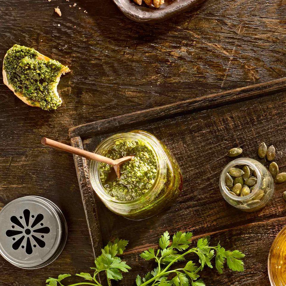Kürbiskern-Pesto für Thermomix ®