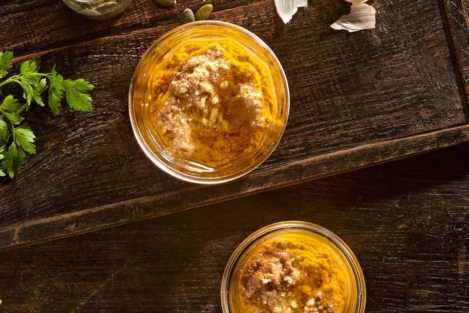 Pilz-Walnuss-Pesto: Thermomix ® Rezept