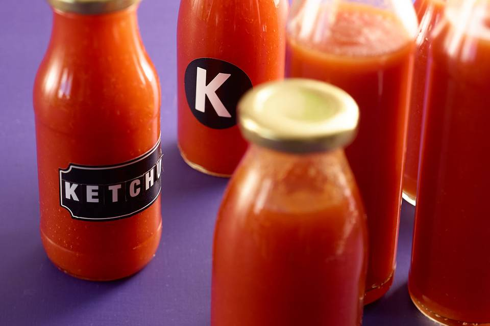 Ketchup aus frischen Tomaten Rezept