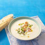 Griechische Joghurtsuppe
