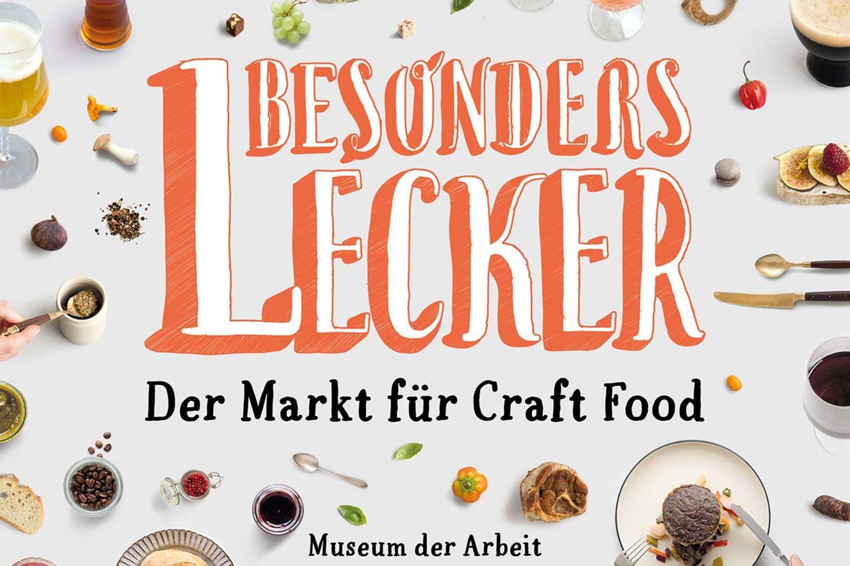 BESONDERSLECKER: Craft Food Markt in Hamburg