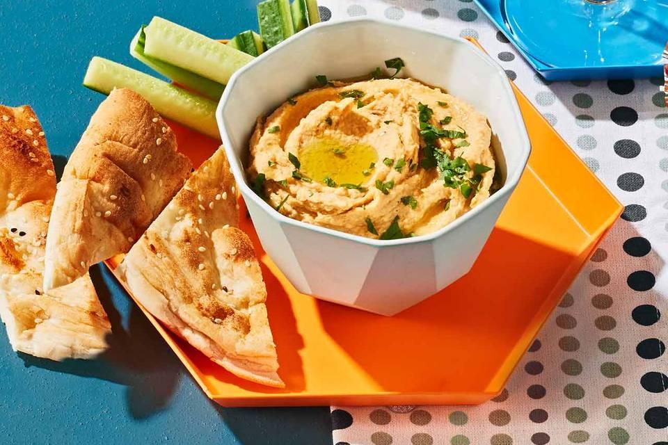 Hummus: Thermomix ® Rezept