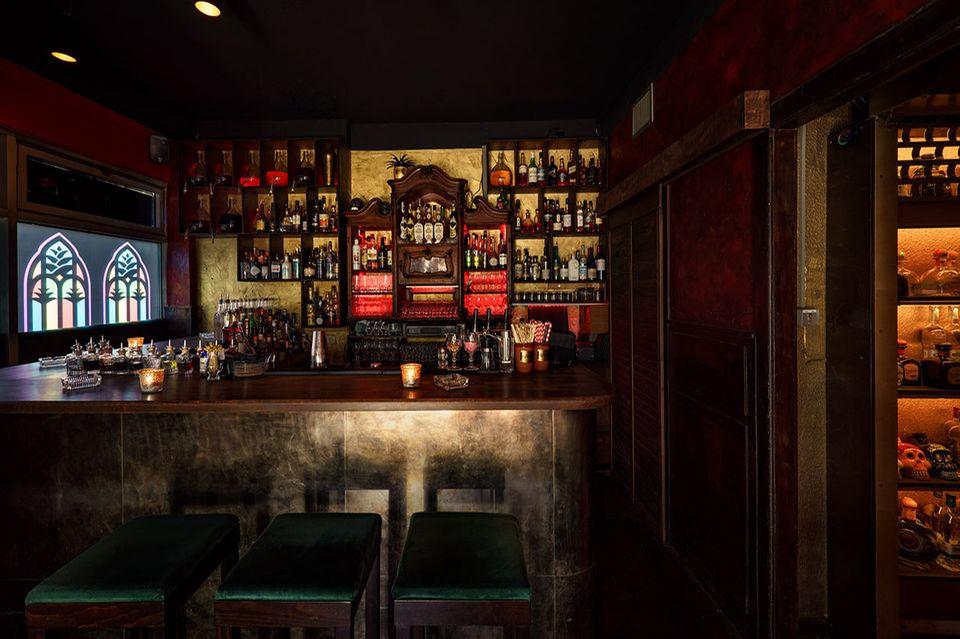 Bar des Jahres bei den Mixology Bar Awards 2018: The Chug Club