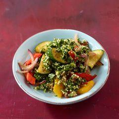 Tabouleh mit Gemüse