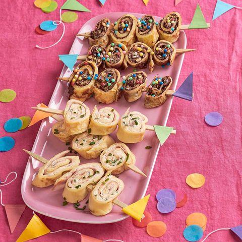 Pfannkuchen am Spieß für Thermomix ®
