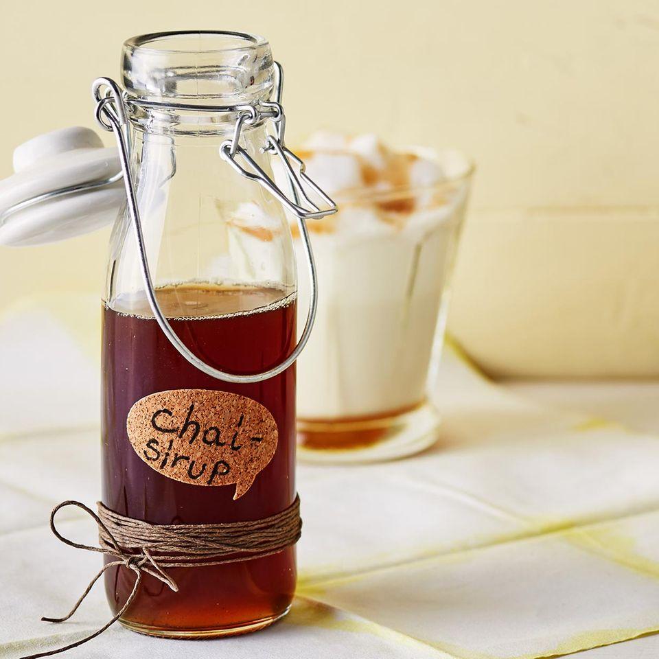 Chai-Sirup für Thermomix ®