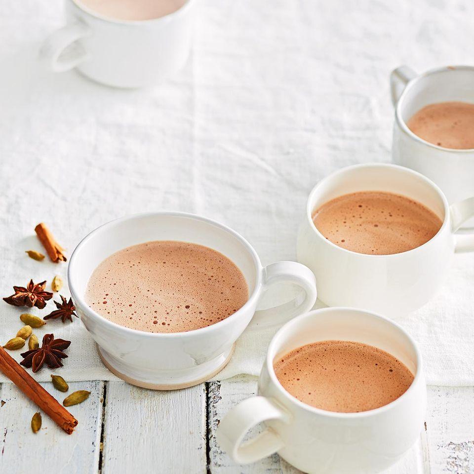 Heiße Gewürzschokolade für Thermomix ®