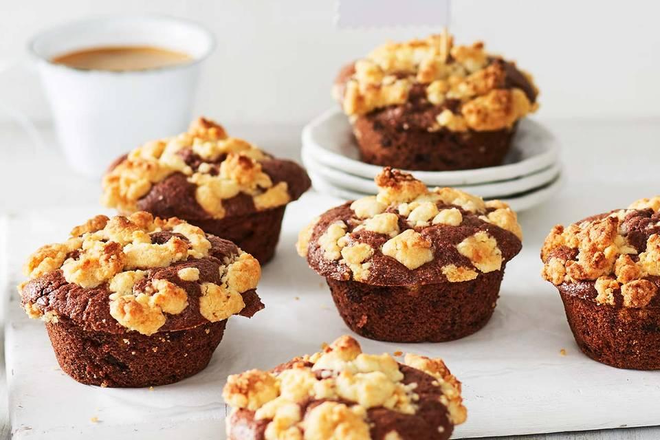 Schoko-Streusel-Muffins:Thermomix ® Rezept