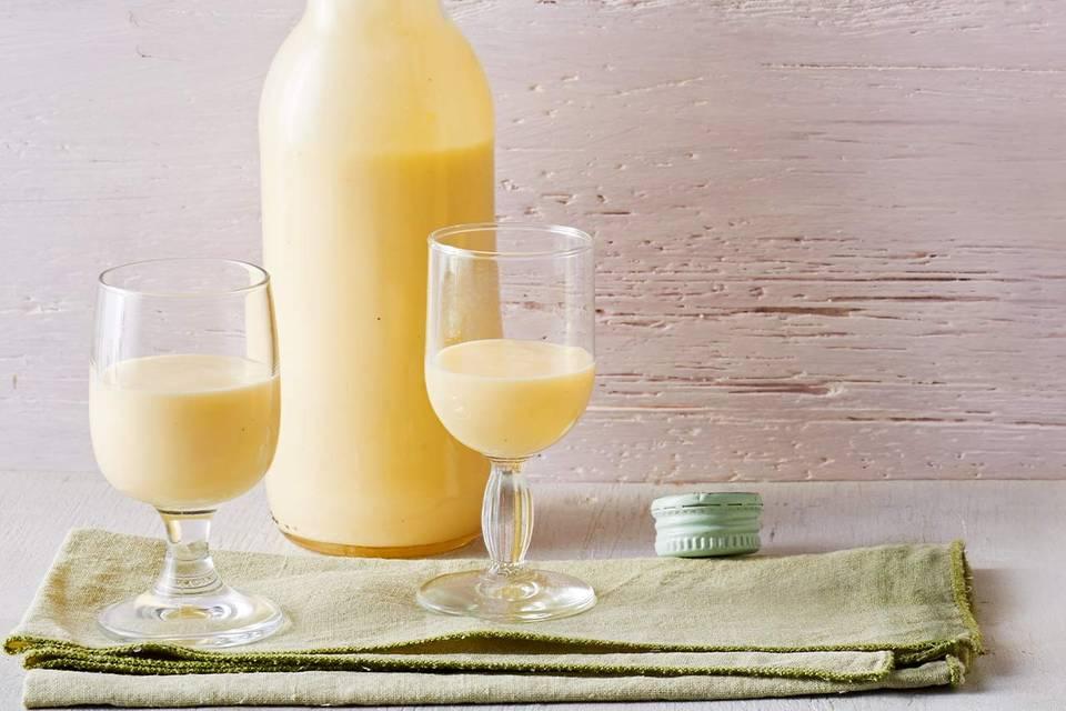 Eierlikör mit Orange und Tonka: Thermomix ® Rezept
