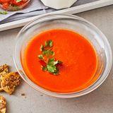 Kalte Möhren-Tomaten-Suppe für Thermomix ®