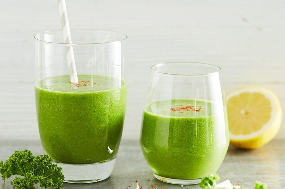 Grünkohl-Avocado-Smoothie für Thermomix ®
