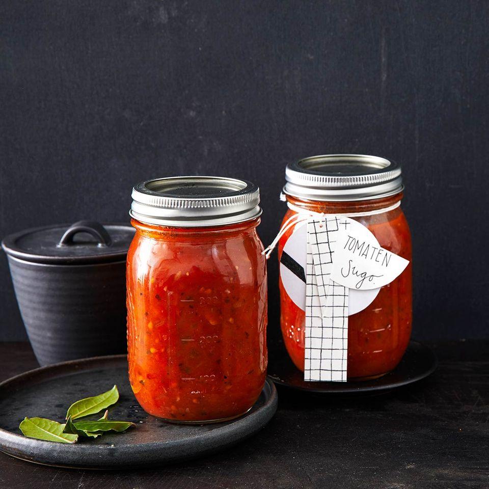 Tomaten-Sugo für Thermomix ®