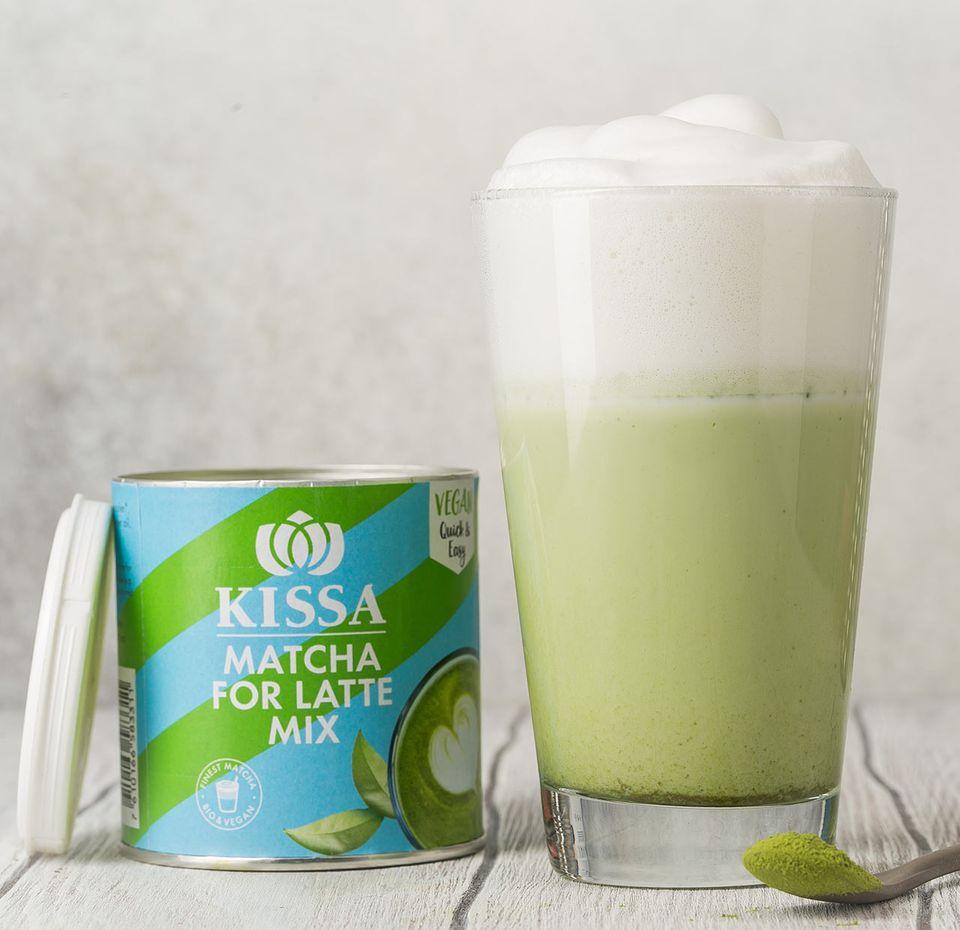 KISSA Matcha for Latte Mix