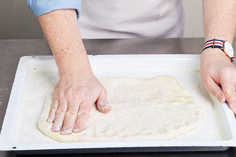 Pizzateig für Thermomix ®: Rezept