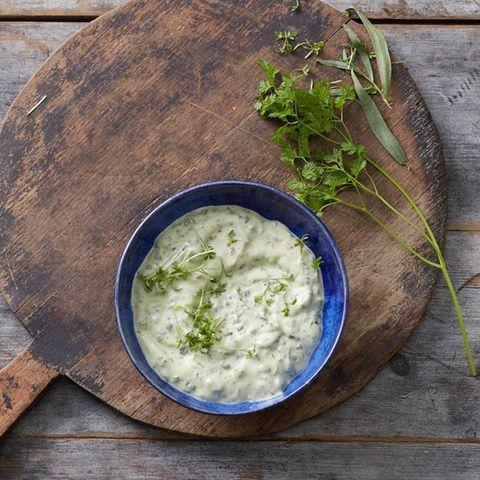 Kräuter-Mayonnaise für Thermomix ®: Rezept
