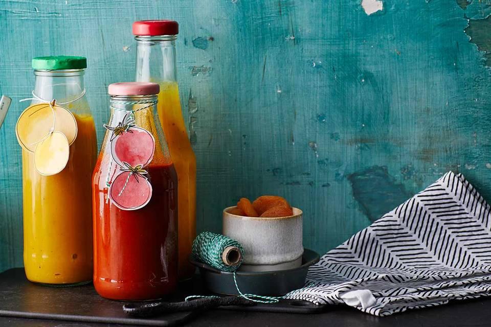 Aprikosen-Ketchup: Thermomix ® Rezept