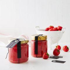 Erdbeer-Holunder-Konfitüre für Thermomix