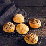 Burger-Brötchen (Buns) für Thermomix ®