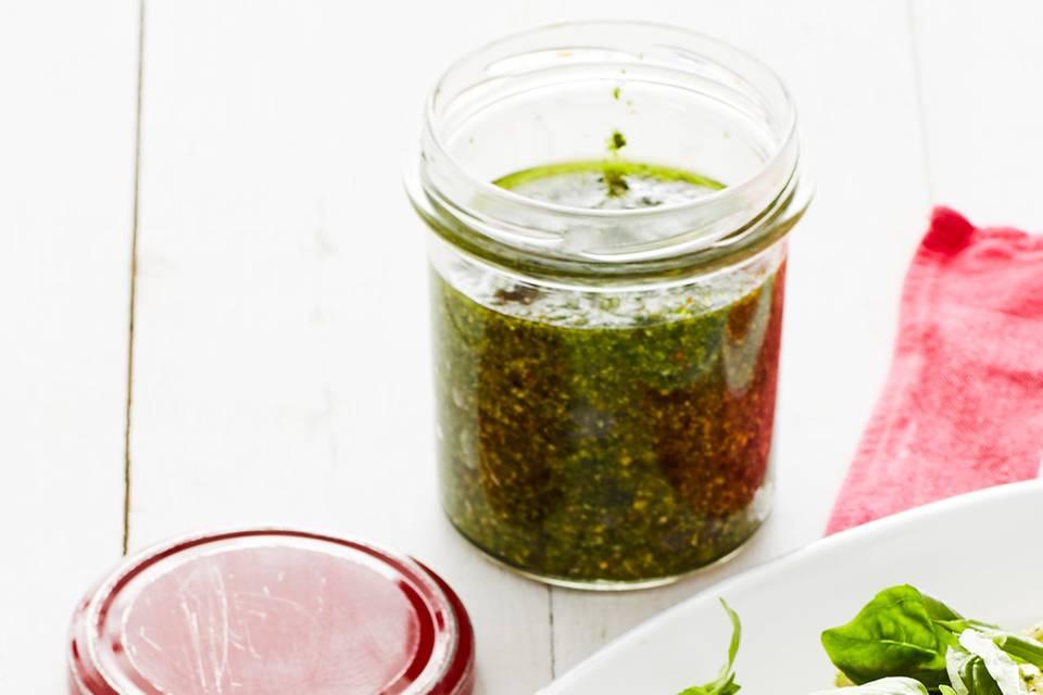 Kräuter-Pesto: Thermomix ® Rezept