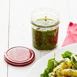Kräuter-Pesto Thermomix ®: Rezept