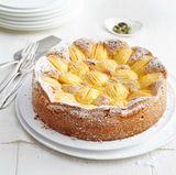 Versunkener Apfel-Zwieback-Kuchen für Thermomix ®: Rezept