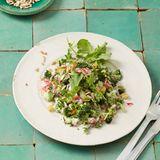 Brokkoli-Radieschen-Salat