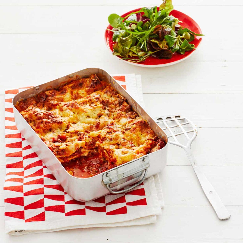 Lasagne für Thermomix ®: Rezept