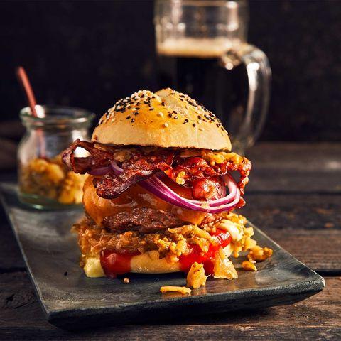 Beef-Burger für Thermomix ®