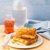 Ziegen-French-Toast