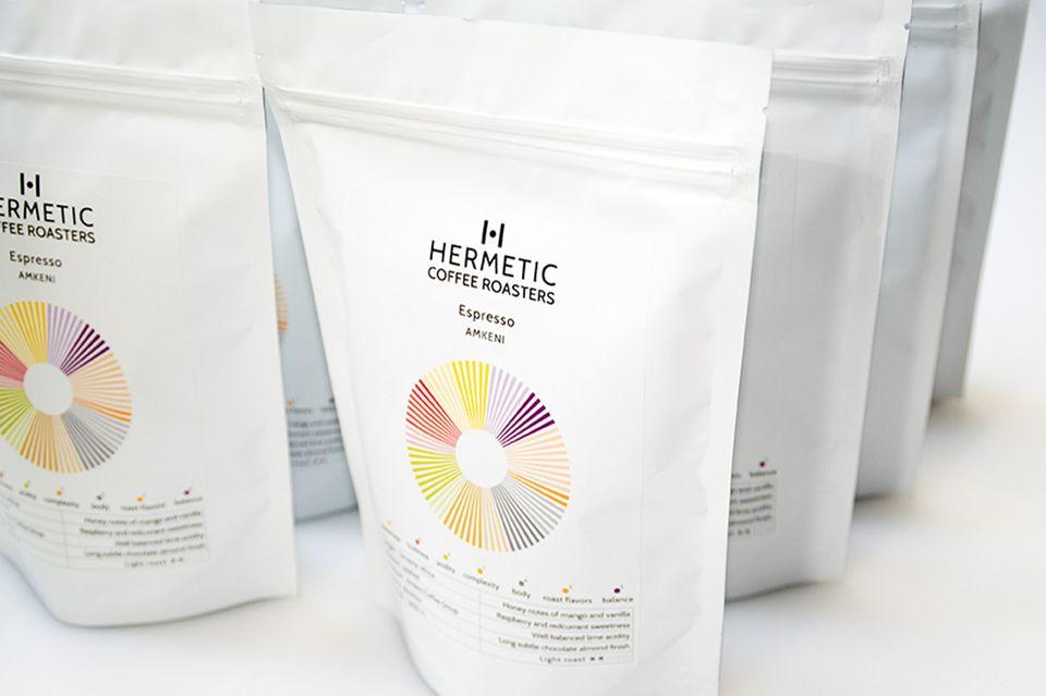 Kaffee: Hermetic Coffee Sensory Scale