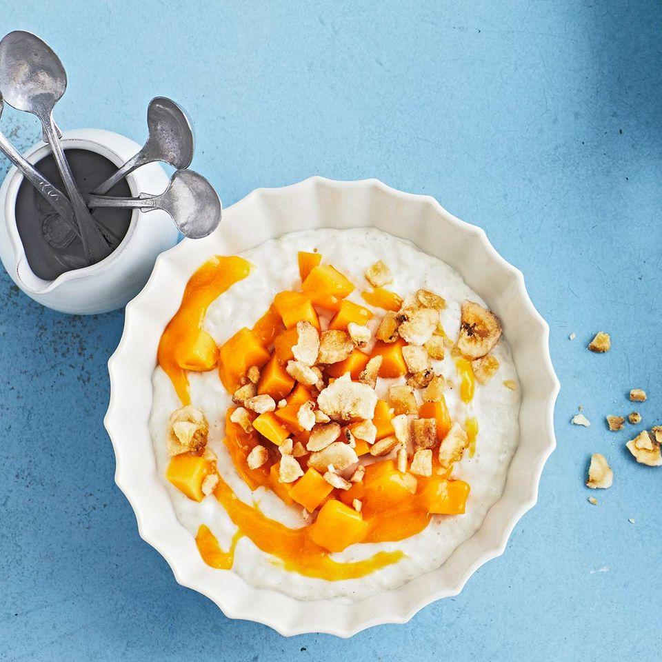 Kokos-Milchreis mit Mango für Thermomix ®