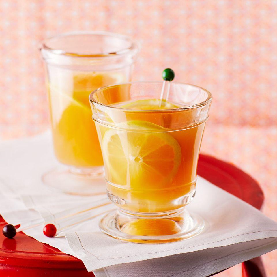 Apfel-Wein-Punsch für Thermomix ®