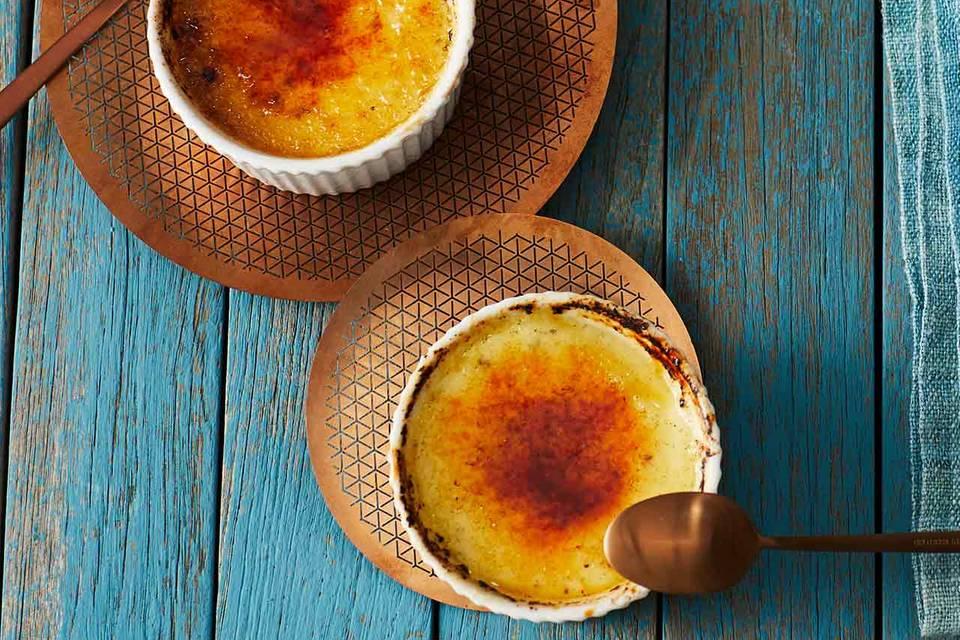 Crème brûlée: Thermomix ® Rezept
