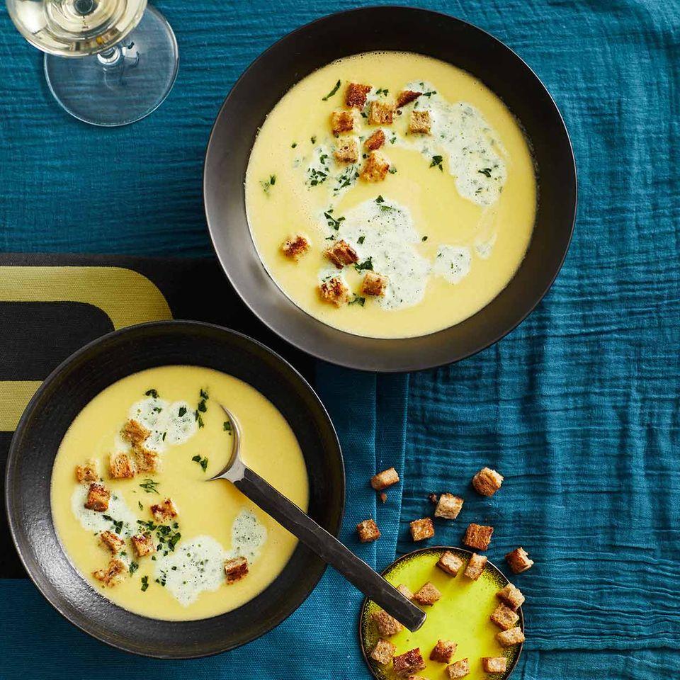 Weißweinsuppe für Thermomix ®