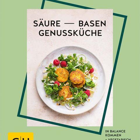 Neues Kochbuch zum Thema Basenfasten