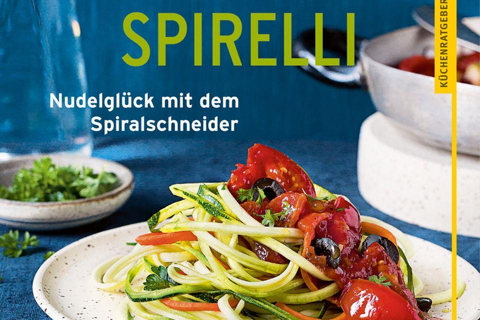 Buch Cover Gemüse-Spirelli