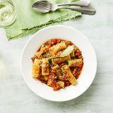 Psprika-Zucchini-Pasta für Thermomix
