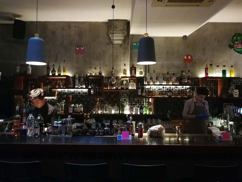 Bar im Jekyll & Hyde