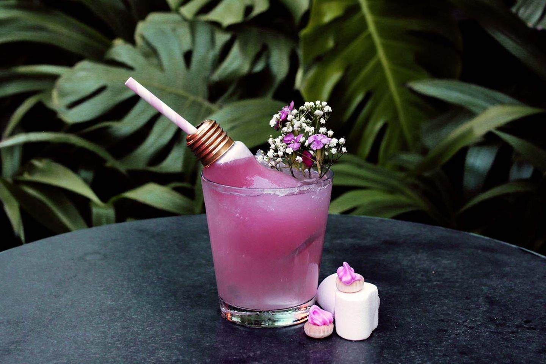 Ausgefallener Drink: Little Pink Dot