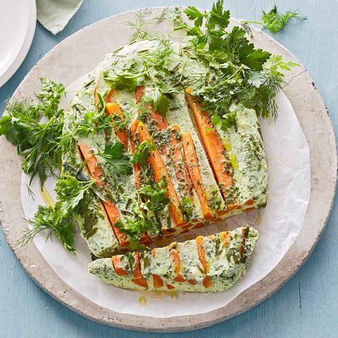 Möhren-Kräuter-Omelett für Thermomix ®