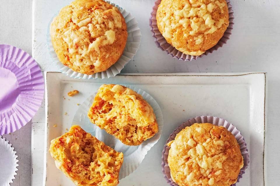 Polenta-Muffins: Thermomix ® Rezept