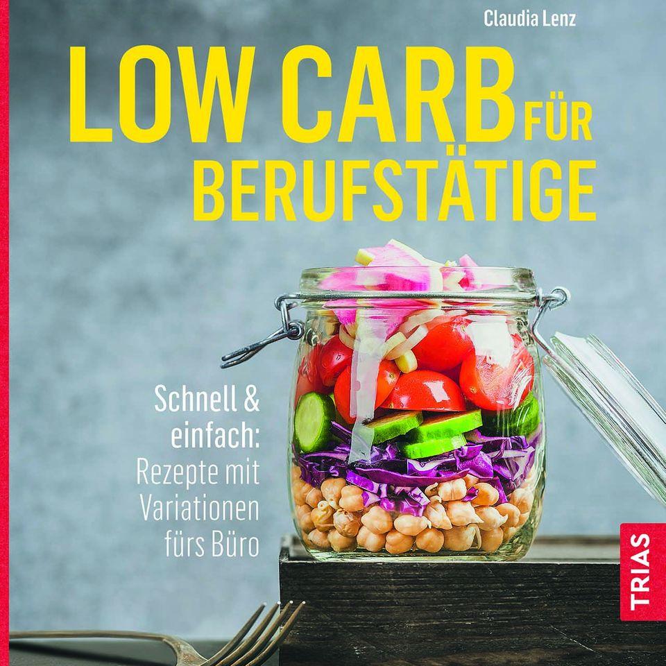 Buch-Tipp: Low Carb für Berufstätige
