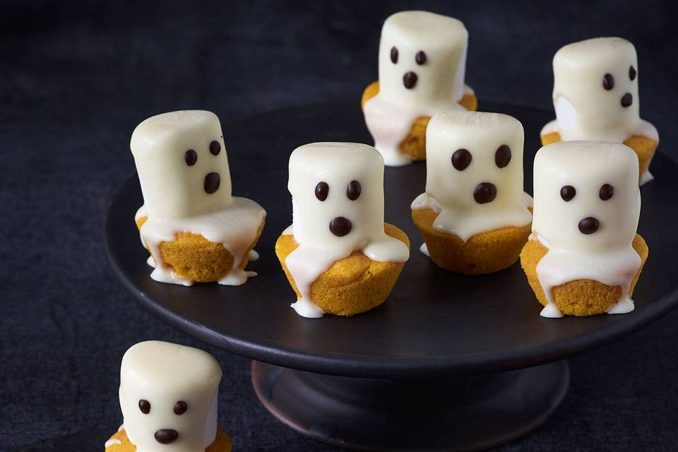 Geister-Muffins Rezept