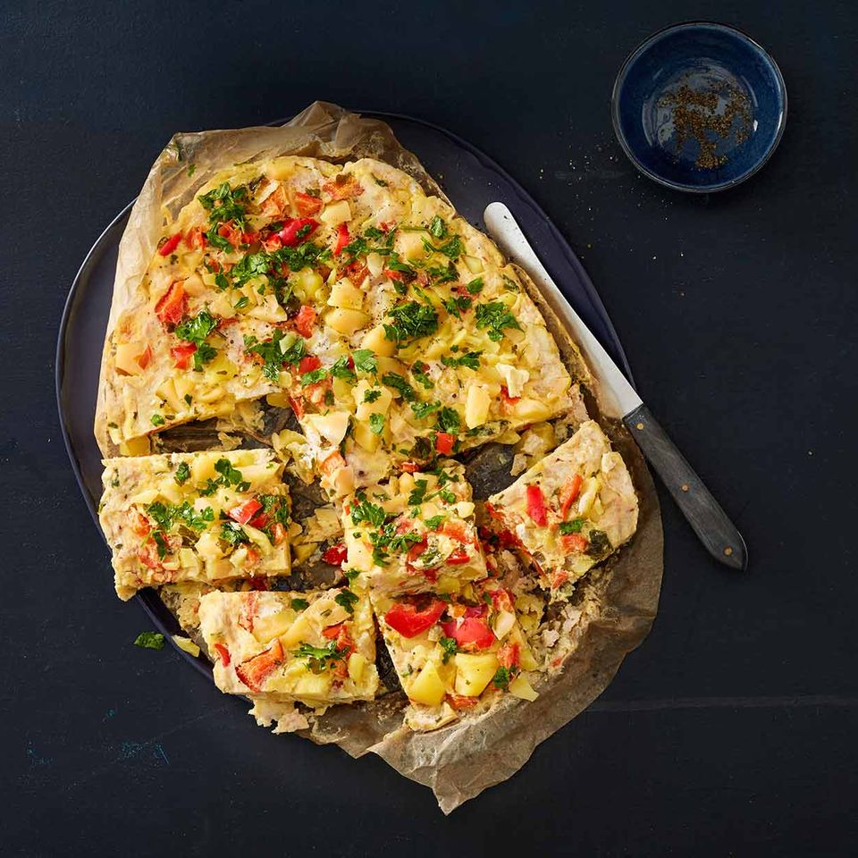 Tortilla: Thermomix ® Rezept