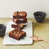 Schoko-Orangen-Brownies: Thermomix ® Rezept