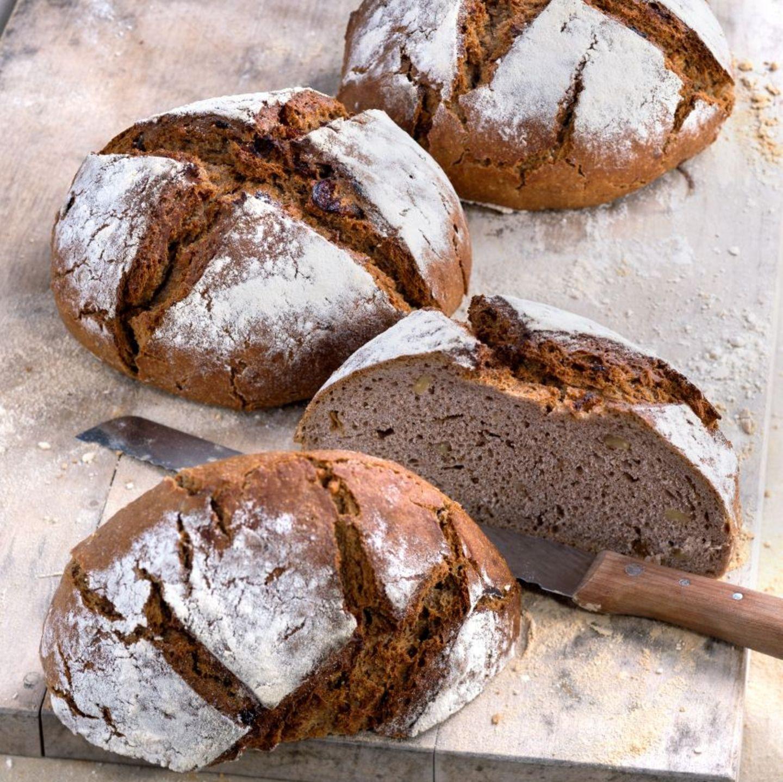 Feigen-Walnuss-Brot