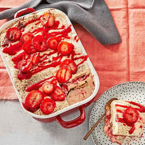 Erdbeer-Tiramisu für Thermomix ®